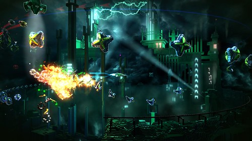 RESOGUN - PS4 - 0128