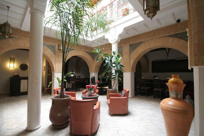 Riad Perle Eau Essaouira