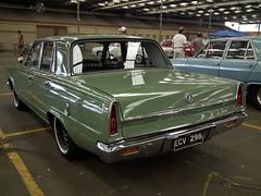1966 Chrysler VC Valiant sedan