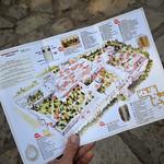 Plano del palacio Topkapi
