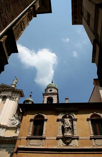 De paseo por Vicenza