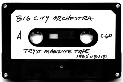 Big City Orchestra - Tryst Magizine Tape