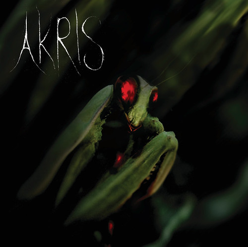 Cover of s/t Akris release