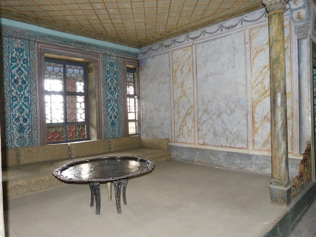 Harem Interiori, Topkapi Palace
