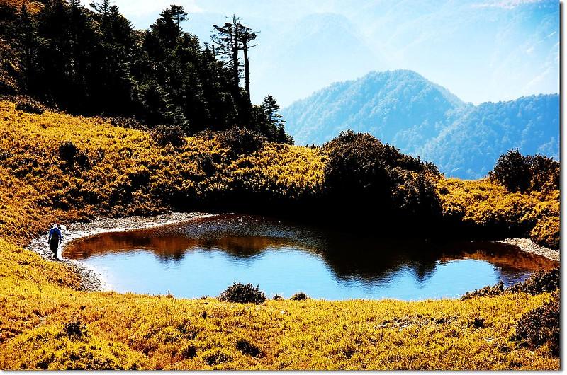牧山水池 3