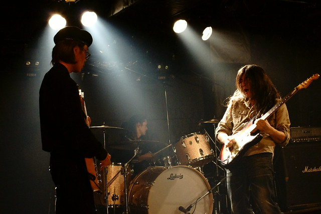 ROUGH JUSTICE live at Outbreak, Tokyo, 13 Nov 2013. 089