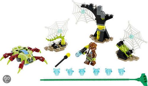 LEGO Legends of Chima Web Dash (70138)