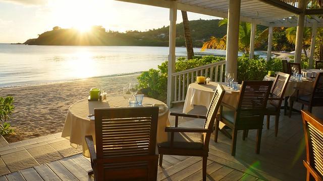 Best Restaurant Indigo Antigua
