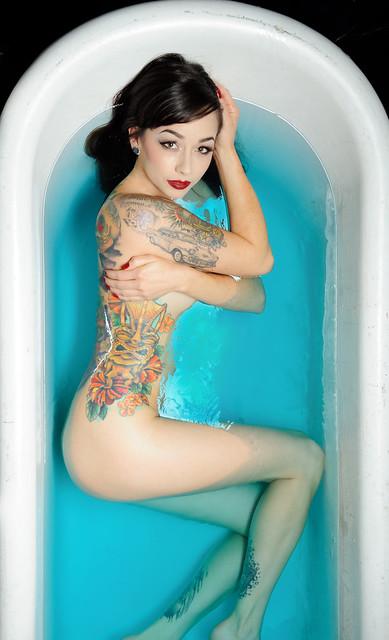 Tatt'ed Bath