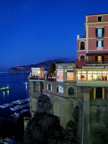 Sorrento at Night