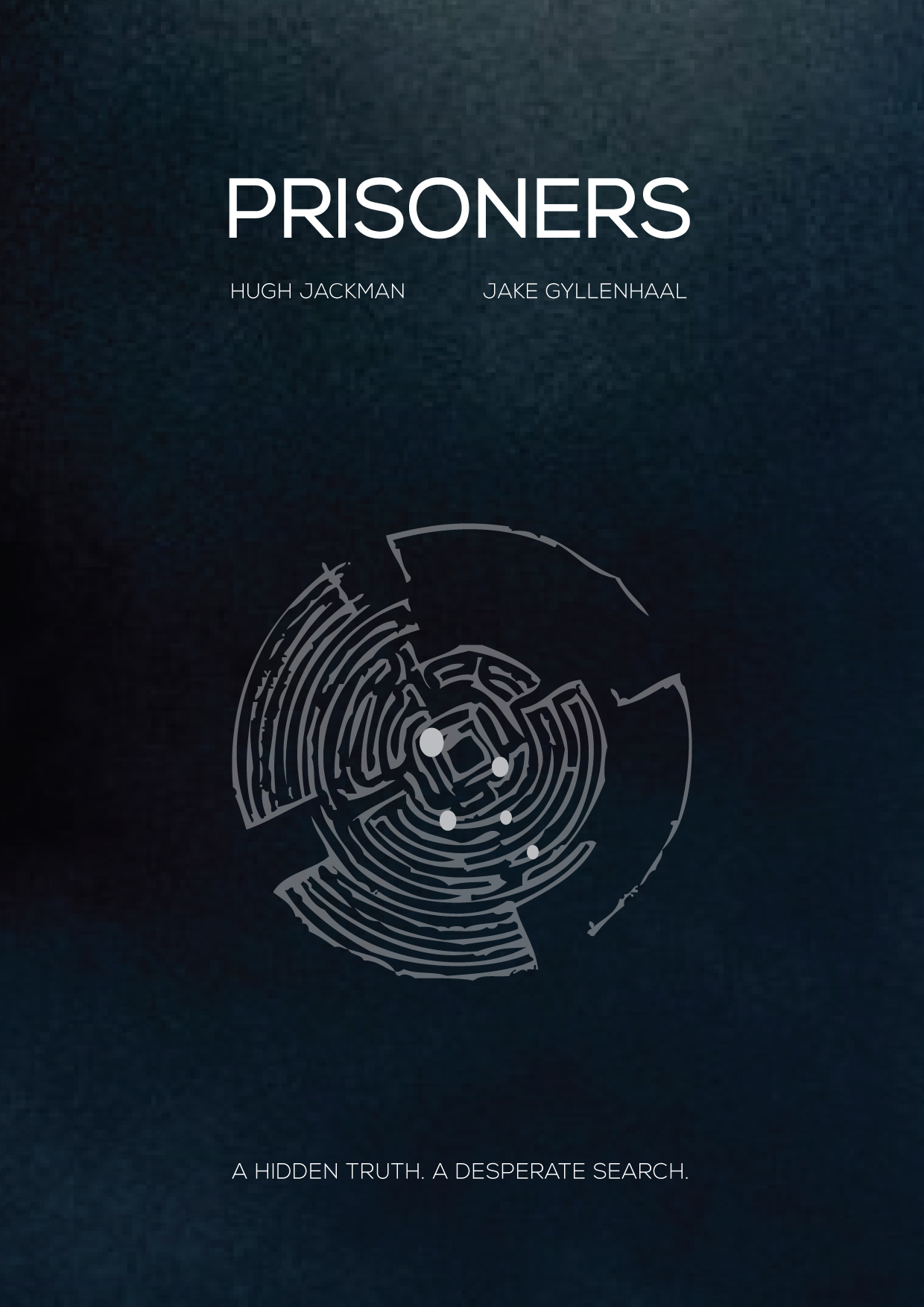 Cartel alternativo de Prisoners