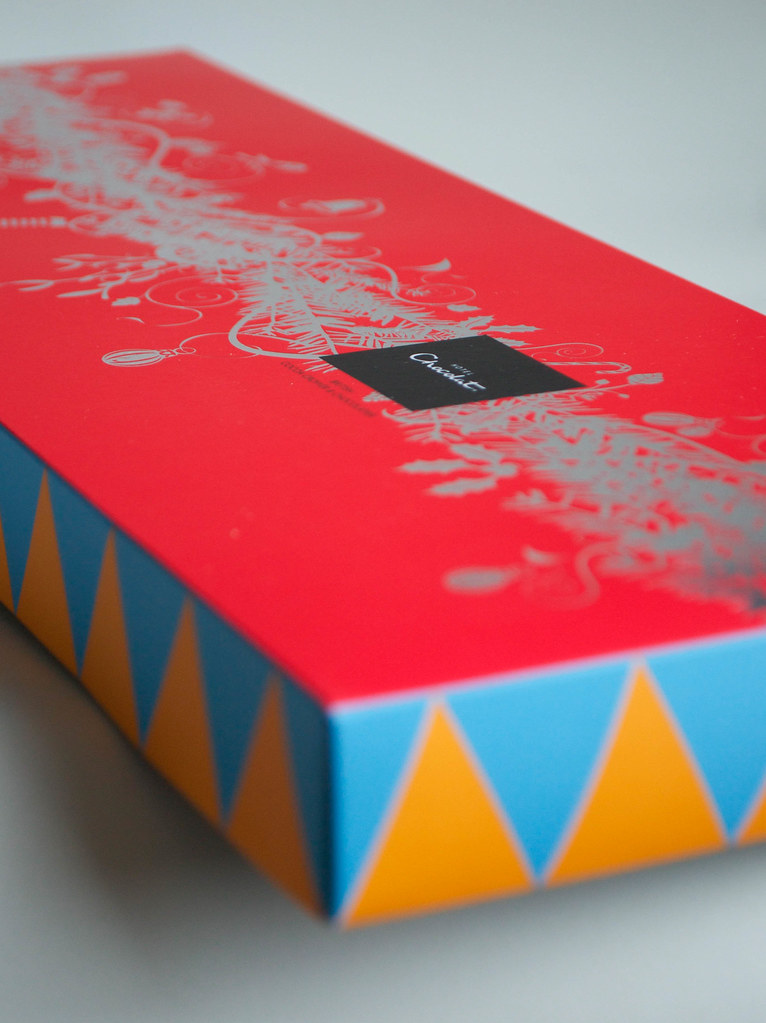 sleekster box hotel chocolat