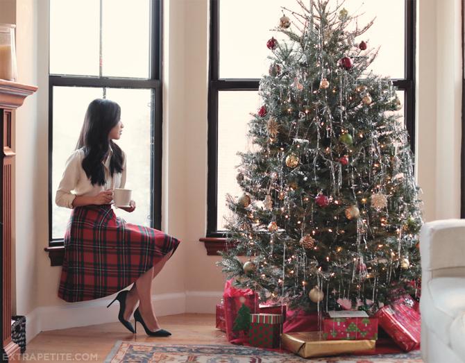christmas skirt2