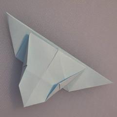 วิธีพับกระดาษเป็นรูปผีเสื้อ 014