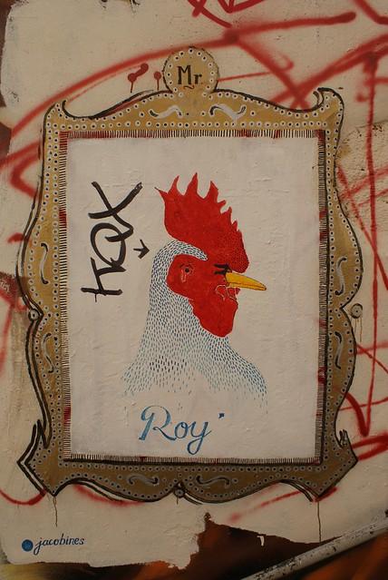 Le Roy coq