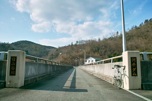 河平ダム #2