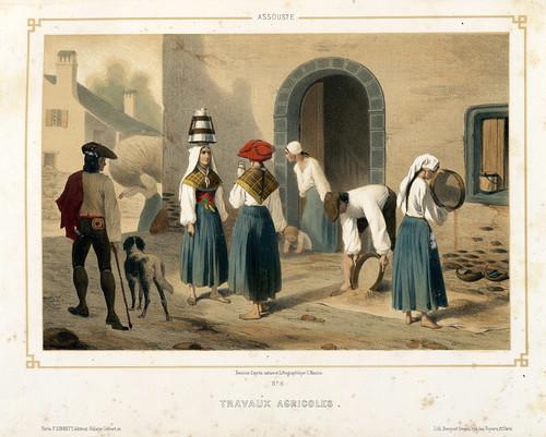 017-Costumes des Pyrénées -Rosalis- Bibliothèque Numérique de Toulouse