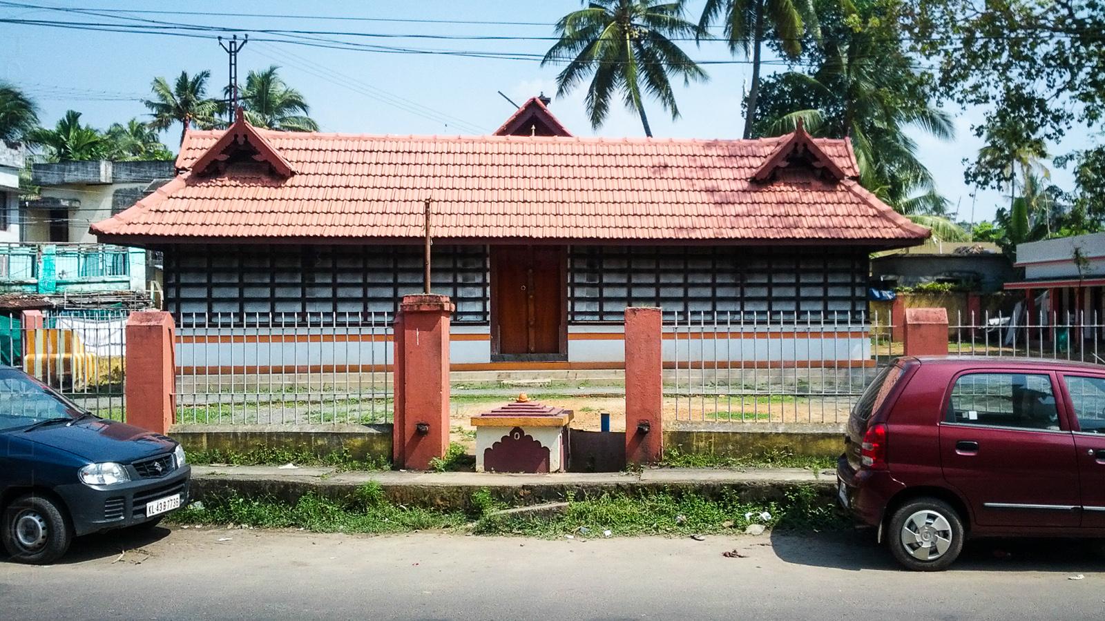 Aalthara Bhagavathi Temple, Amaravathy
