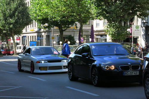 R32 SKYLINE in Aachen
