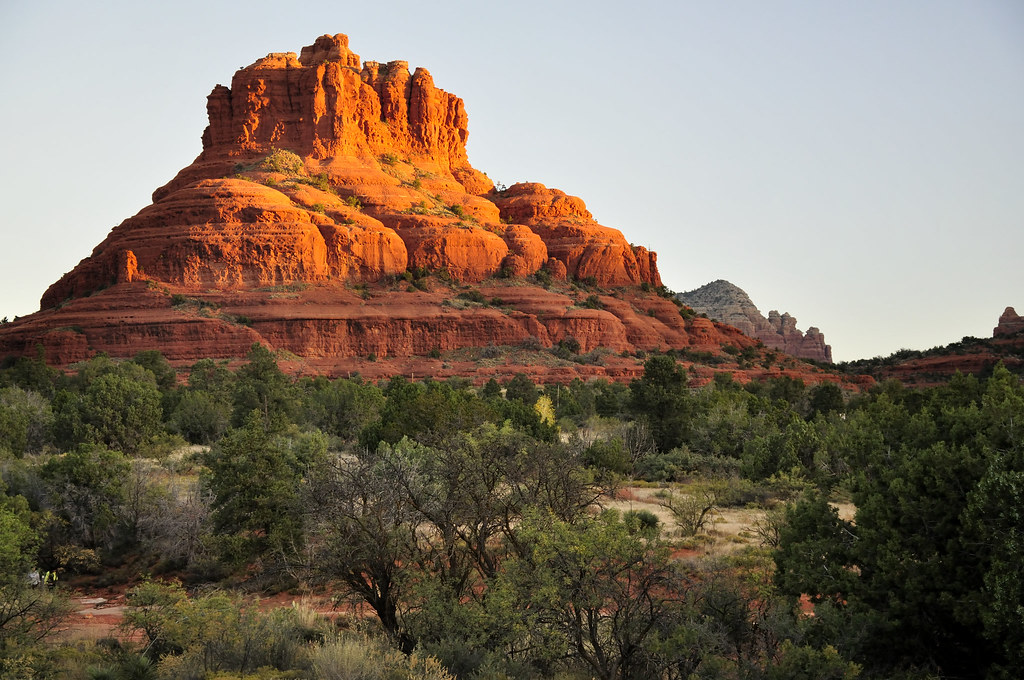 Bell Rock Morning