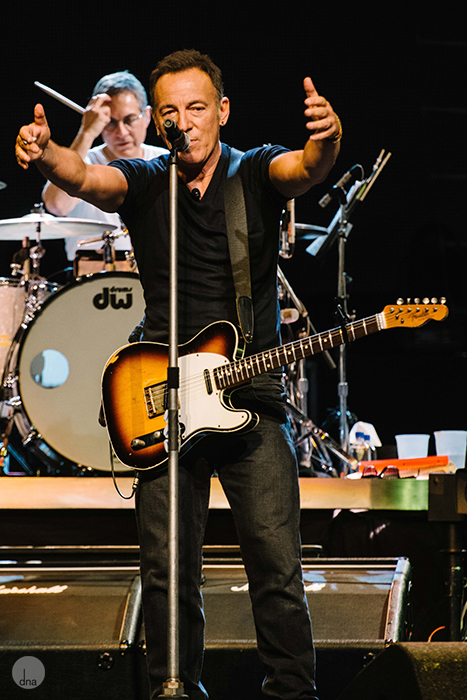 Bruce Springsteen concert Velodrome Bellville Cape Town 26 January 2014 shot by Desmond Louw dna photographers 08