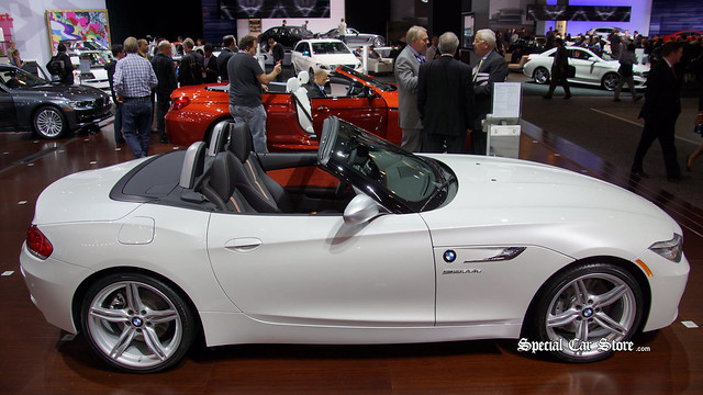2014 BMW Z4 Roadster sDrive 35is Future