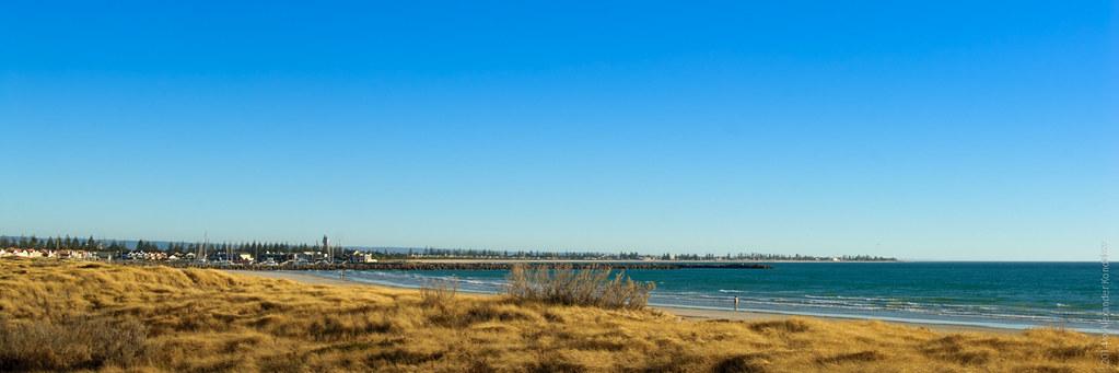 Australia, SA, North Haven Beach