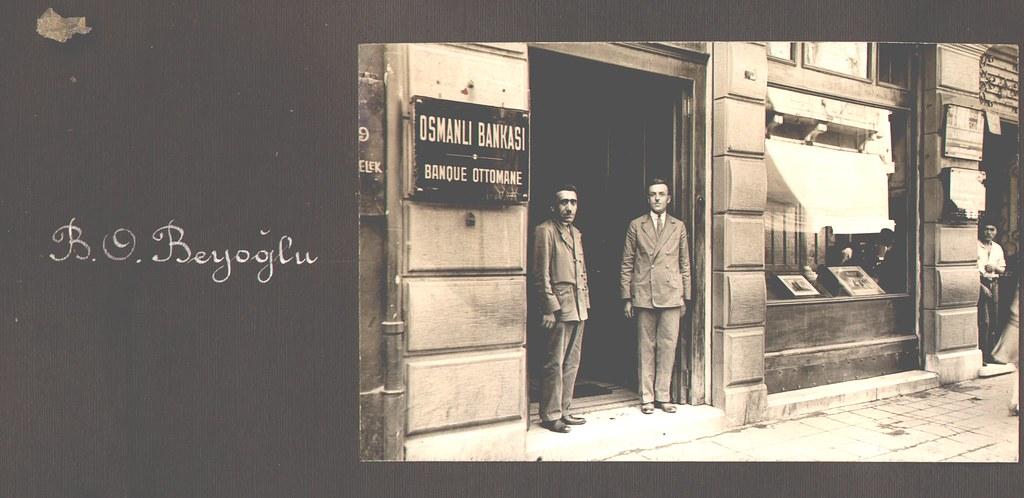 Ottoman Bank Beyoğlu Branch, Istanbul