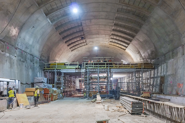 Second Avenue Subway: 72nd St.