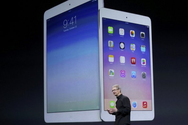 Выход Apple iPad Air 2