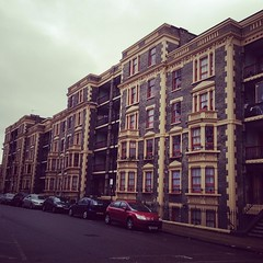Love these quirky Victorian buildings.