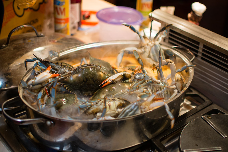 Blue Crab Boil