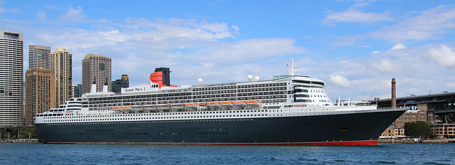 Queen Mary 2 of Cunard Line