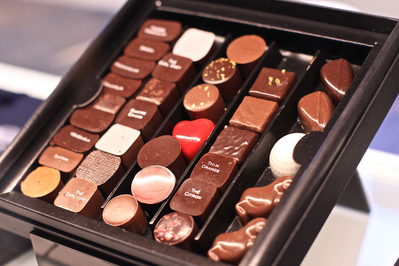 Marcolini's chocolate