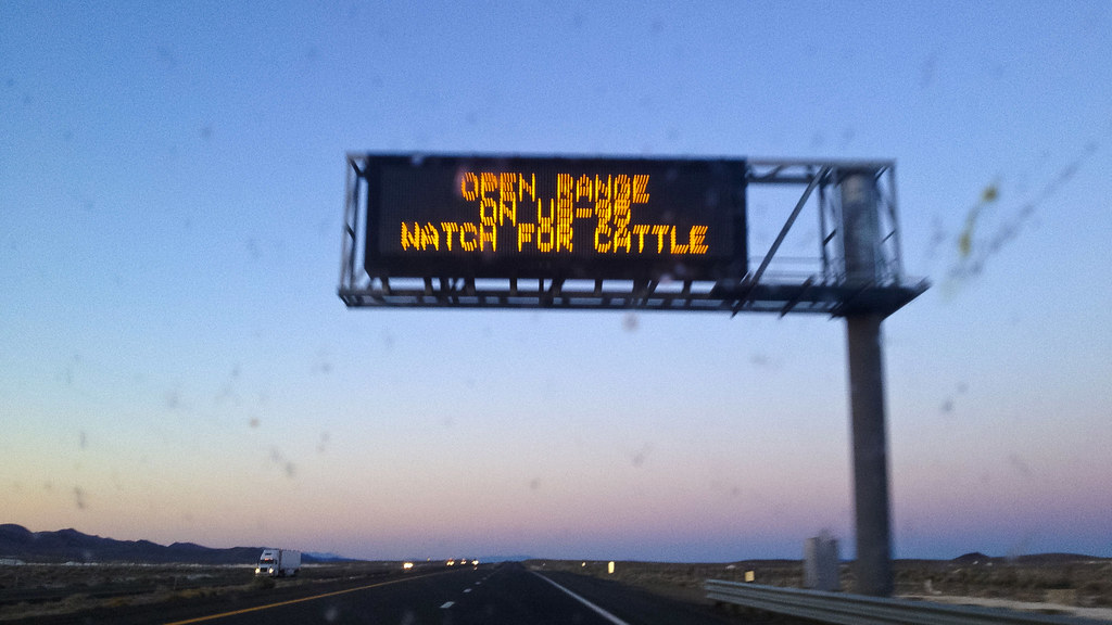 American Road Trip: Nevada III