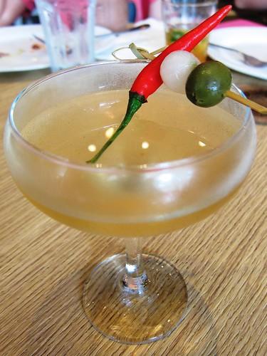 2nd round drink