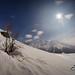Berceau de la nuit (Val Sapin, Valle d'Aosta) by Sisto Nikon - CLICKALPS PHOTOGRAPHER