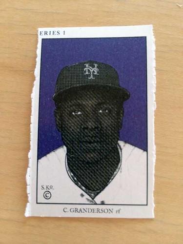 2014 SlangKo Mets Opening Day Curtis Granderson