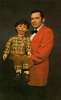Ventriloquist Bobby Snyder and His Wooden Pal Jimmy