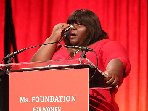 Gabourey Sidibe's speech might make you cry, too