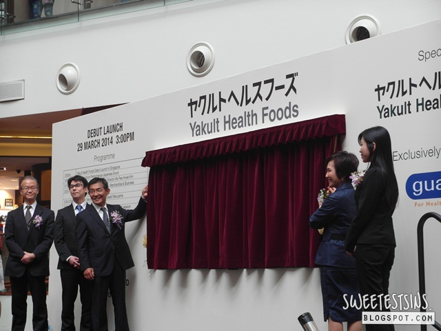 yakult health food launch (2)