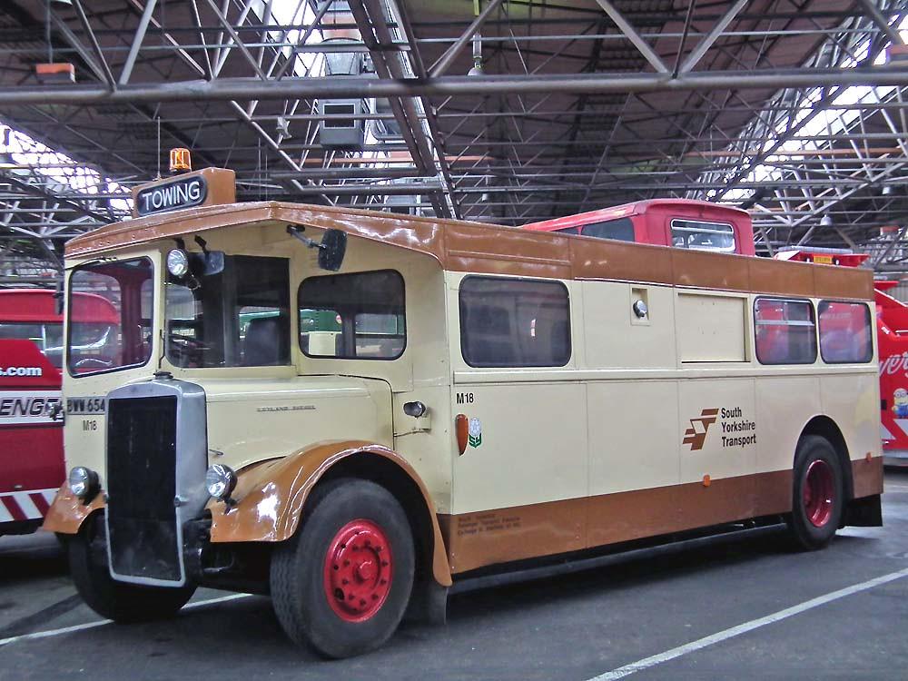 """SYT M18 - 1964 Leyland PD3/4 Roe BWW654B """"<"""