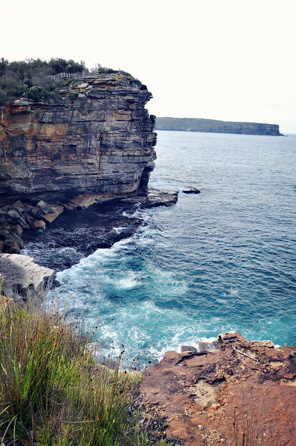 Sydney Harbour National Park: Fairfax walk