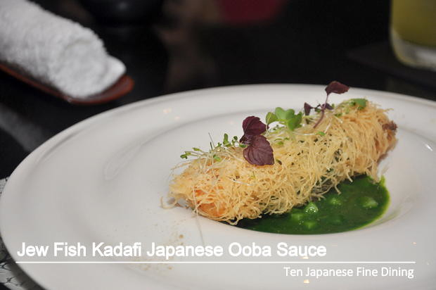 Ten Japanese Fine Dining