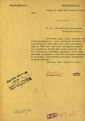 III/3.c. Dr. Deák Imre zsidóorvos bevonulása.