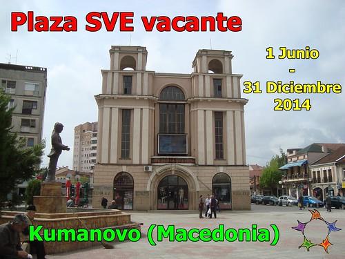Plaza SVE en Kumanovo