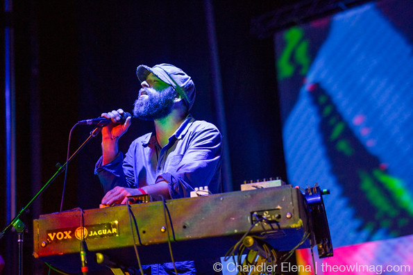 The Black Angels @ Austin Psych Fest 2014, Friday