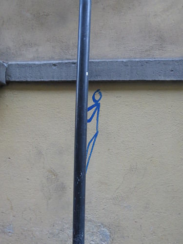Streetart in Florence