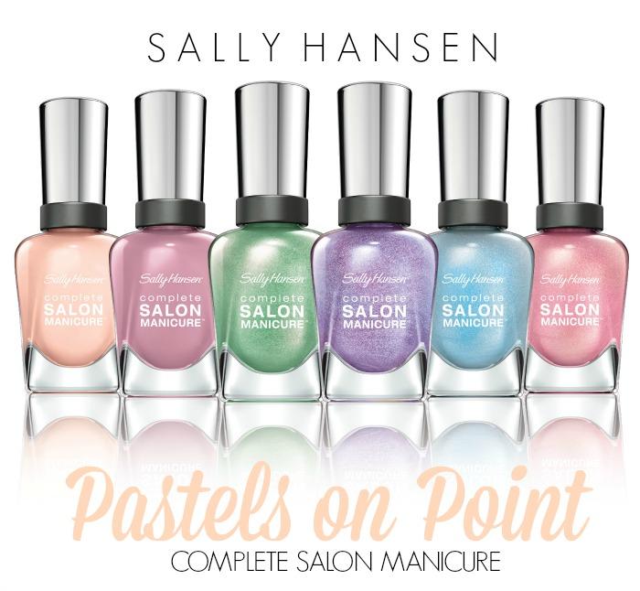 Sally Hansen Complete Salon Manicure Pastels on Point (7)