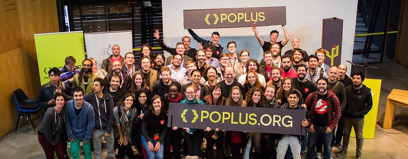 #Popluscon
